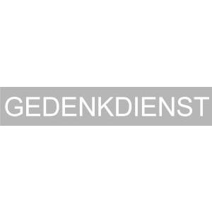 Speaker - Verein GEDENKDIENST